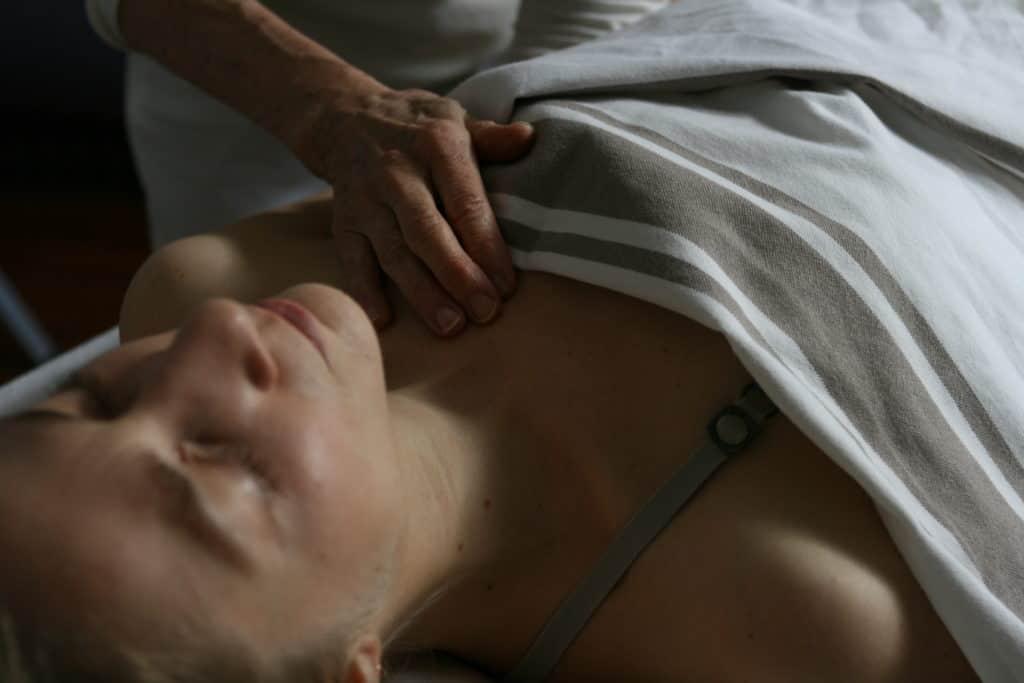 séance de fasciathérapie